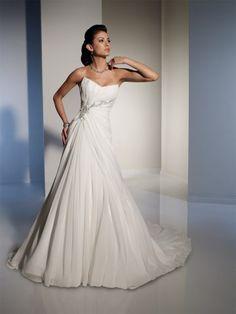 wedding dresses wedding dresses mermaid wedding dresses zuhair a-line sweetheart applique sleeveless court trains chiffon wedding dresses for brideses