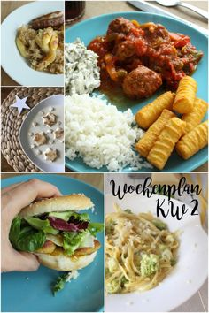 Wochenplan KW 02 (2019)