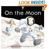 Space lesson plan. Includes science activity, crafts, and books to read