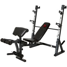 7eb5b499328 Marcy Diamond Olympic Surge Bench - When investing in your personal fitness  it is wise to not ignore any facet of your workout routine.