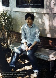 12 Awesome Conor Images Conor Oberst Bright Eyes My Favorite Music