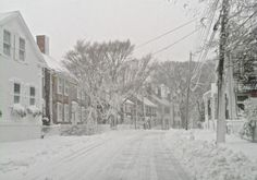 Winter Storm Juno left the entire island of Nantucket without electricity! My son and his family had no lights, no heat, no telephone, no internet for 36 hours.  January 27, 2015