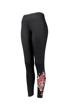 YMX Athletic Apparel: Koi Performance Legging - Womens Workout and Sports Leggings