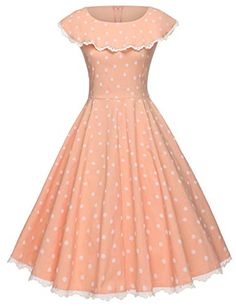 Shop a great selection of GownTown GownTown Vintage Polka Dot Retro Cocktail Prom Dresses Rockabilly Dresses. Find new offer and Similar products for GownTown GownTown Vintage Polka Dot Retro Cocktail Prom Dresses Rockabilly Dresses. Pretty Dresses, Sexy Dresses, Beautiful Dresses, Prom Dresses, Rockabilly Dresses, Rockabilly Clothing, Awesome Dresses, 1950s Fashion Dresses, 1950s Dresses