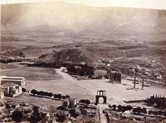 Greece Pictures, Old Pictures, Old Photos, Vintage Photos, Athens History, Greek History, Old Greek, Greece Photography, Greek Isles