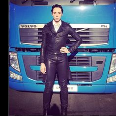 Nobody In Sochi Is Having More Fun Than Johnny Weir~ how does he always look so good??