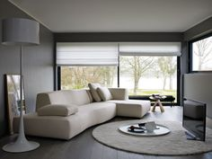 Canapés: BEND-SOFA - Collection: B&B Italia - Design: Patricia Urquiola