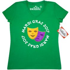 Cerebral Palsy For My Daughter Women's V-Neck T-Shirt - Kelly Green Cerebral Palsy Awareness, Disability Awareness, Funny Kids, Cute Kids, Tragedy Mask, Mardi Gras Outfits, Comedy And Tragedy, Unique Baby Shower Gifts, Green Ribbon