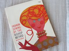 Vintage 1966 Fashion Sewing Book by dimestorechic on Etsy, $4.00