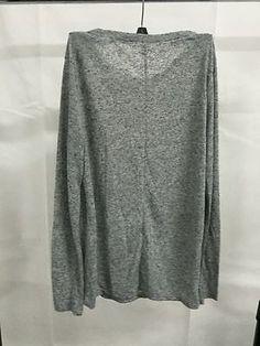 Victoria'S Secret Top Gray Shirt Size S