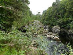 Junction of River Findhorn and River Divie