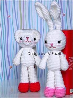 Tiny BeaR & Bunny B*