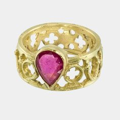 A jewel she will cherish forever. #ring #jewelry