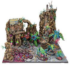 Get inspired for Armies on Parade: Eddie's Tyranids   Armies on Parade