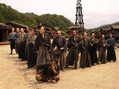 『十三人の刺客』庄内映画村オープンセット・宿場町エリア