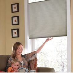 Easy and Safe Window Treatment