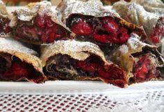 Hungarian Desserts, Cookie Cups, Strudel, Mango, Beef, Cookies, Ethnic Recipes, Food, Manga