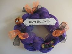 Check out my listing at Etsy listing at https://www.etsy.com/listing/204353289/spooky-halloween-wreath