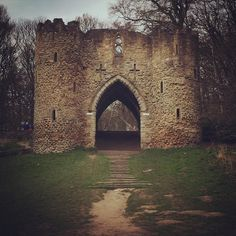 Roundhay Park #Leeds #castlefolly built 1811 you can feel the history by deeormsby