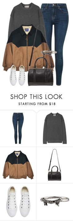 """Che Sara Sara"" by coolchick1630 ❤ liked on Polyvore featuring Topshop, Jason Wu, Forever 21, Converse and Sara Sara"