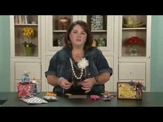My Craft Channel: Tip of the Day - Stiff Fabric Flowers (Lori Allred) - economical and creative way to stiffen fabric flowers for a variety of craft projects