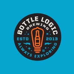 Emrich Office - We created several alternate logos for @bottlelogicbrewing