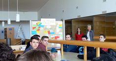 Metaplán sobre la biblioteca universitaria (Biblioteca de la EPS de Huesca) | Flickr - Photo Sharing!