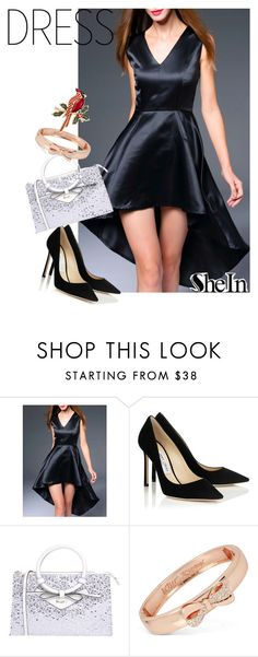 """""""dress"""" by masayuki4499 ❤ liked on Polyvore featuring Blugirl, Betsey Johnson and Charter Club"""