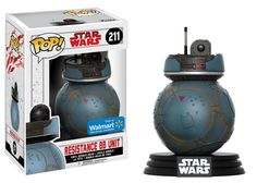 Funko Pop! Star Wars: The Last Jedi (Official Glams) – NewToyNews.com – Exclusive news for pop culture toys and releases. Funko Pop!, Kidrobot