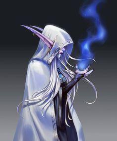 Void Elf Ren'dorei Daily World of Warcraft Art Board ^^ // Blizzard // wow // Hearthstone // Geek Fantasy Women, Dark Fantasy Art, Fantasy Girl, Fantasy Artwork, World Of Warcraft, Warcraft Art, Dnd Characters, Fantasy Characters, Female Characters