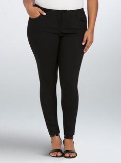 Noir Collection Jetsetter Skinny Pants | Torrid