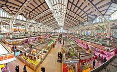 British Food, comida inglesa en el Mercado Central de Valencia | DolceCity.com