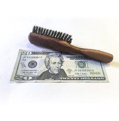 Amazon.com: Beard Brush - Zilberhaar 100% Boar Bristle - Perfect Skin Care for Men - Distributes Beard Oil, Exfoliates Skin, Facial Massage Therapy: Health & Personal Care