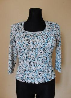 Kup mój przedmiot na #vintedpl http://www.vinted.pl/damska-odziez/bluzki-z-3-slash-4-rekawami/11812254-next-bluzka-biala-w-listeczki-40