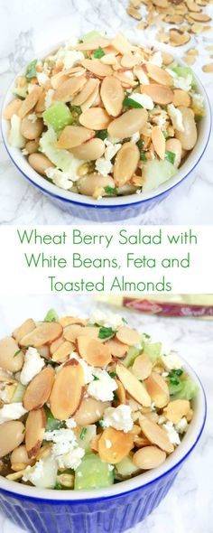 Wheat Berry Salad wi