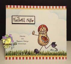 Bugaboo - football nut
