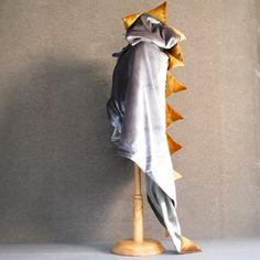 dinosaur cape - halloween costume