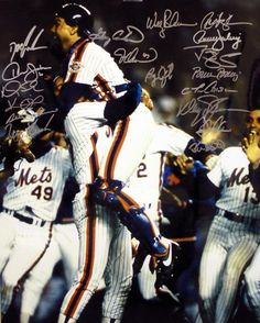 1986 New York Mets - a great year for the Mets. Maybe we can recapture that sometime soon.