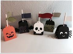 Hi everyone, Today I am sharing some fun treat holders for classrooms, friends or teachers! Hugs, Stacy