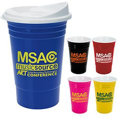 Party cups with your companies logo--- Contact Unlimited Imprints https://www.facebook.com/pages/Unlimited-Imprints/198228197582