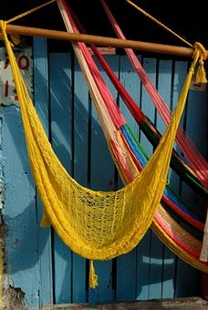 Getty Images: isla mujeres hammocks
