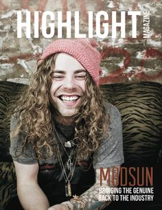 Mod sun, so adorable! Music Tv, Music Stuff, Music Bands, Good Music, Pat Brown, Megan Thompson, Mod Sun, Music Journal, Gap Teeth