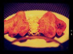 Streamzoo photo - Pisang goreng saus srikaya   keju