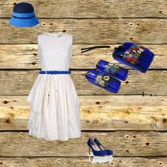 """Caterina Set"" by i-tre-mercanti on Polyvore"