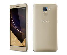 Honor 7 PREMIUM OR NOIR pas cher prix promo Smartphone Mistergooddeal 349.00 €