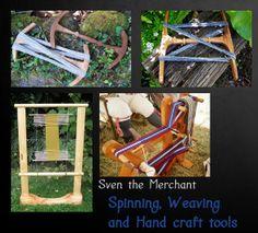 Sven the Merchant - Spinning, Weaving & Hand craft tools https://sites.google.com/site/sventhemerchant/Home/spinning-weaving-tools