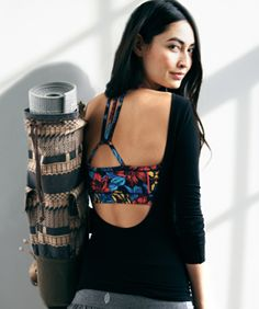 Be A Downward-Facing Boss In Free People's New Yoga Line