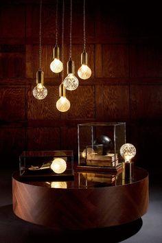 Crystal-Bulb by Lee Broom, British Design Awards 2012