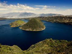 Cuicocha Crater Lake Loop / Ecuador
