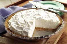 Frozen Coconut Pie